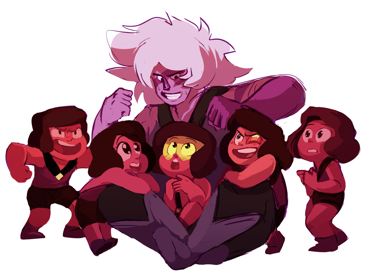 Story time with Good Ol' Jasper, that's her, yep. Sure is Jasper there.
