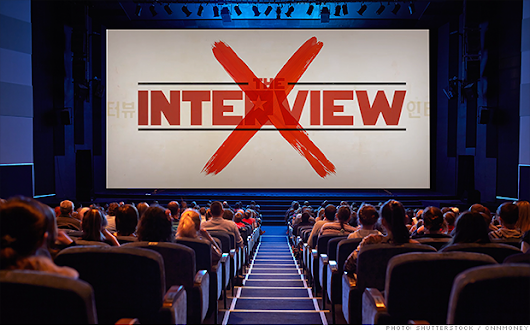 Sony cancels 'The Interview' after major theaters pull out