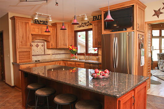 Stylish Kitchen cabinetry in Plover, WI