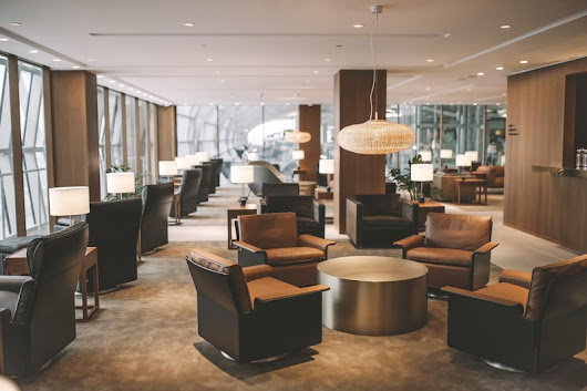 Cathay Pacific's new lounges in Manila and Bangkok now open - LoungeReview.com