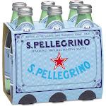San Pellegrino Sparkling Natural Mineral Water - 24 pack, 8.45 fl oz bottles