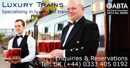 03-20-2017 -  Mother's Day Offer with Belmond Northern Belle and Gleneagles with Belmond Royal Scotsman
