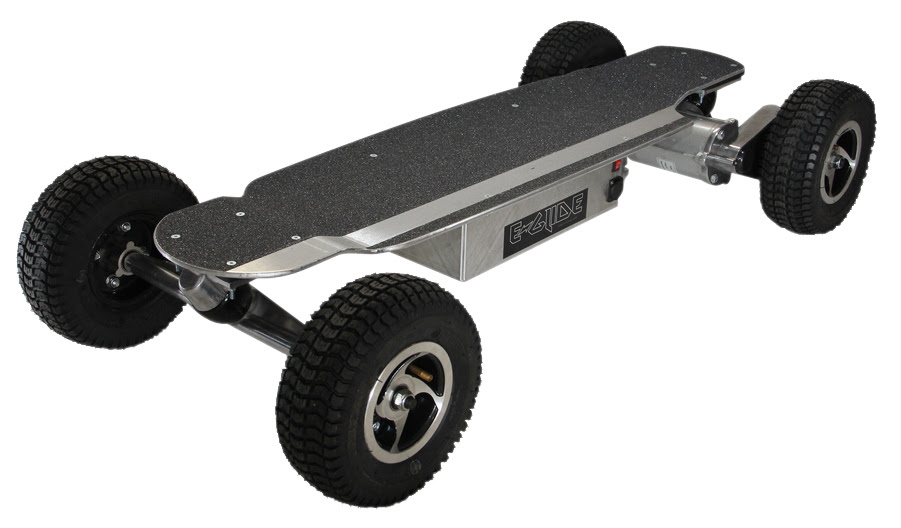 EGlide Powerboards Introduces the Aluminum GT Powerboard the World\u2019s Most Powerful Electric