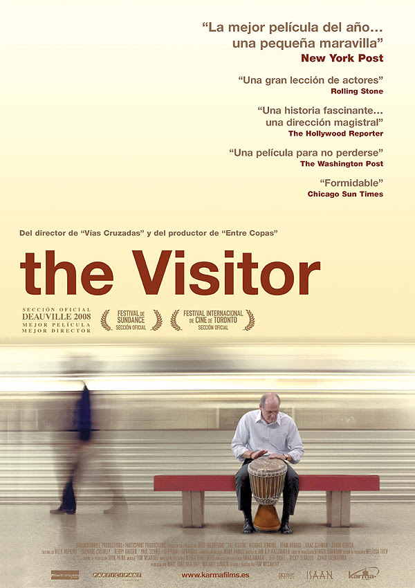 The Visitor (Tpm McCarthy, 2.007)
