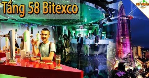 Uống Heineken tầng 58 Bitexco ngắm Sài Gòn | The Word Of Heineken | Duy Jungle
