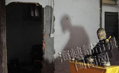 Bí ẩn các nghi thức trong thiền táng của nhà sư Trung Quốc