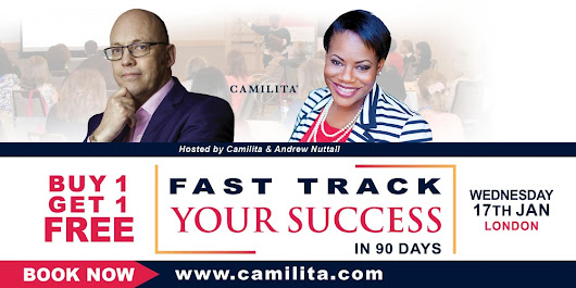 LIVE EVENT - How to Fast Track Your Success & Income in 90 Days!