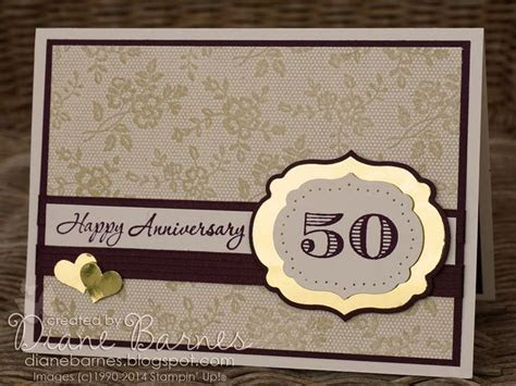 The 25  best 50th anniversary cards ideas on Pinterest
