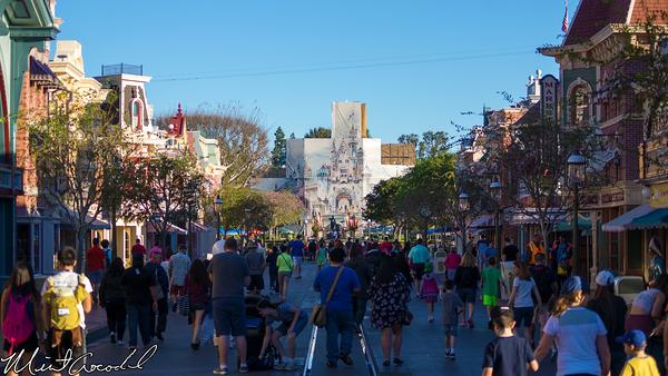 Disneyland Resort, Disneyland, Main Street U.S.A., Sleeping Beauty Castle, Refurbishment, Refurbish, Refurb, Concept, Art, Disneyland60