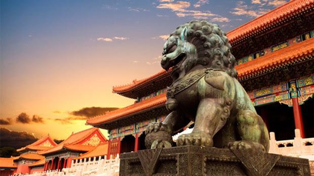 Trs dias em Pequim (Foto: Divulgao)