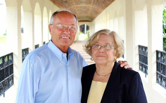 Residents Tom and Joan Latanision are Enjoying a Friendly, Carefree Lifestyle at The Fountains