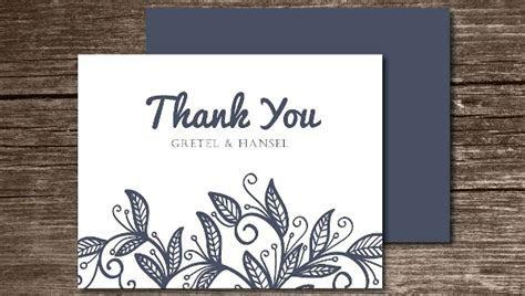 23  Thank You Card Templates   Free Premium PSD EPS Ai