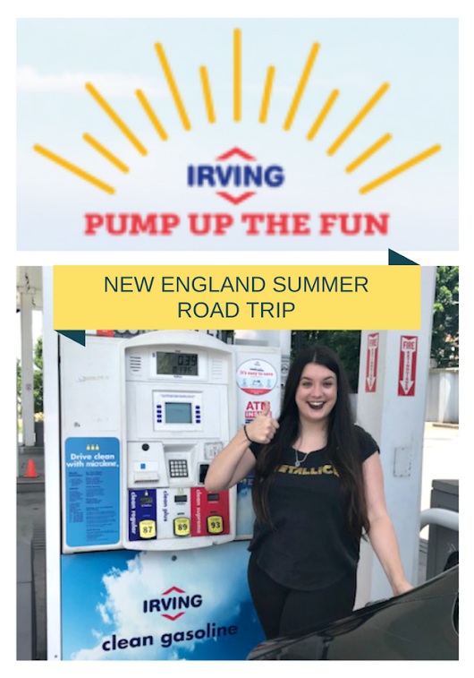 Summertime And New England Living Is Easy With Irving Oil!