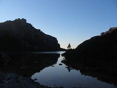 Lake Oberon dusk ... er ... dawn.