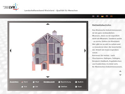 museumsdesign, virtuelle inszenierung, visualisierung, visualisation, content management