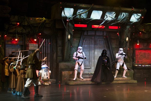 5 Reasons We Can't Wait to Go to Disney World's Star Wars Galactic Starcruiser Resort