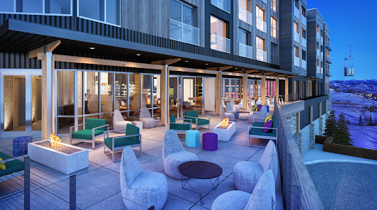 YOTELPAD Park City Now 89% Reserved!
