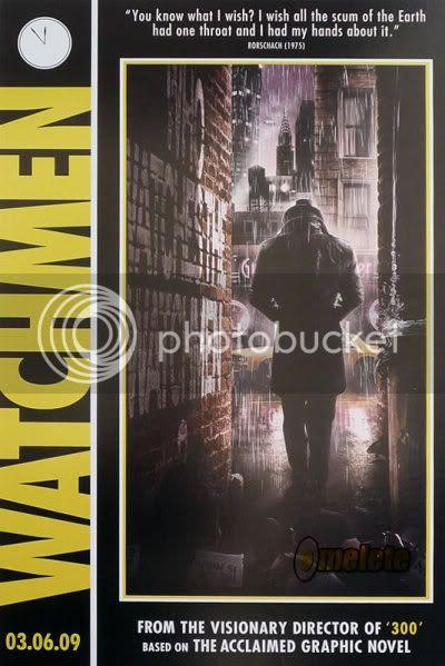 Watchmen: Rorshach
