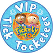 It's Time to Chime! I'm an VIP Tick Tocketeer! - And The Little Ones Too