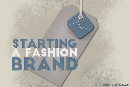 Is it difficult to start a fashion brand?