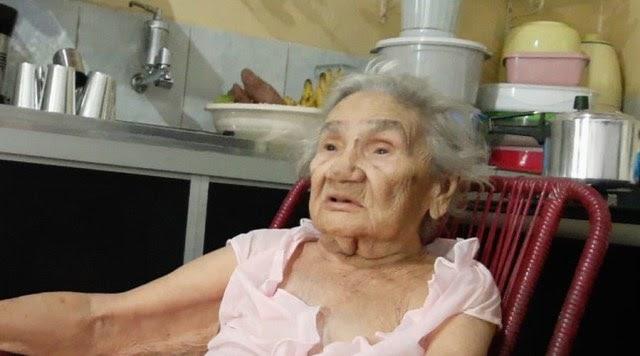 Família informa o falecimento de Noêmia Bezerra Ferreira