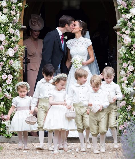 pippa middletons wedding pictures popsugar celebrity