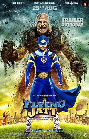 A Flying Jatt 2016 Hindi Movie Download