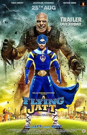 A Flying Jatt (2016) Full Hindi Movie Download HD