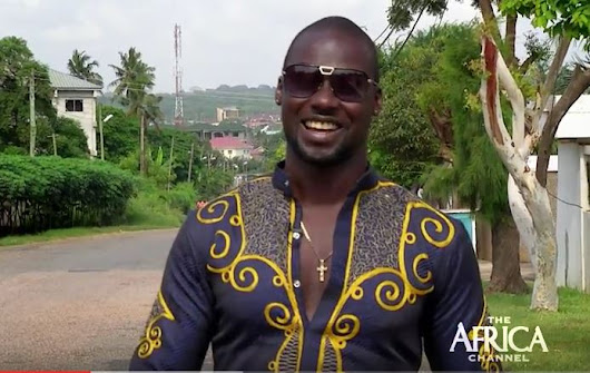 My Accra, With Chris Attoh