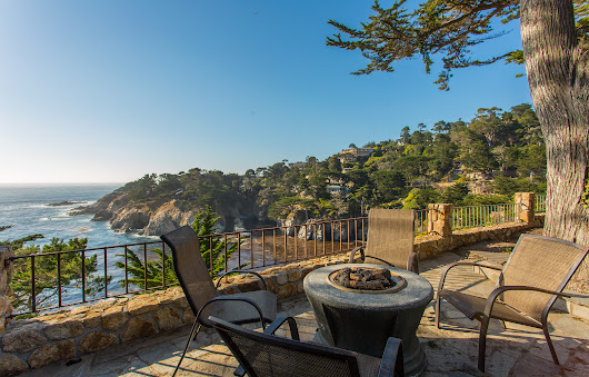 Carmel Highlands Ocean Front Home for Sale on Wildcat Cove