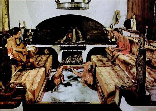 70's Hot Tub