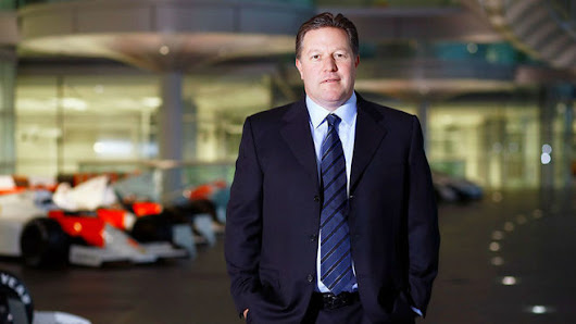 The wonderfully pessimistic world of McLaren F1 chief Zak Brown - MARCA in English