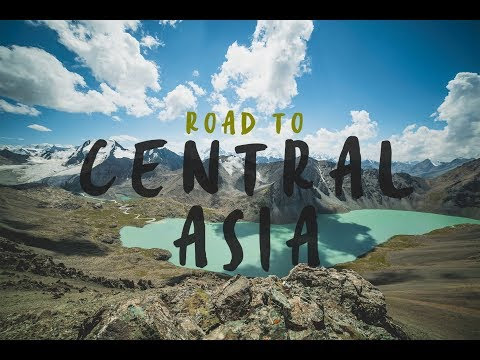 Road to Central Asia
