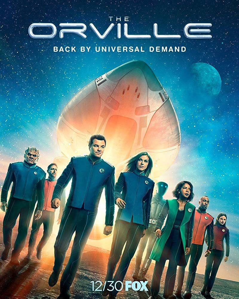 Paul Levinsons Infinite Regress The Orville 22 Porn Addition And