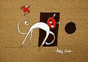 Artist  Singh - Cat