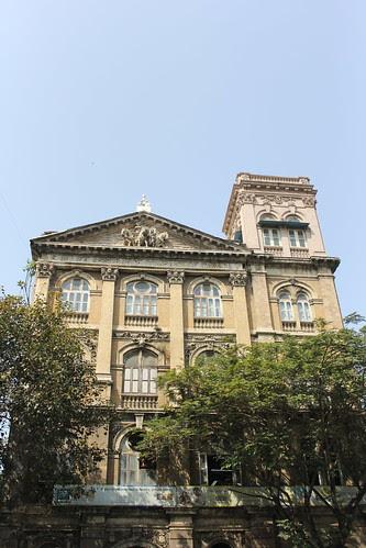 South Mumbai Architecture Fountain by firoze shakir photographerno1
