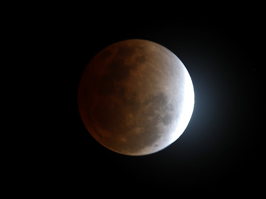 Total Eclipse Of The Moon Next Week Throughout North America