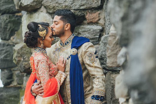 Regal Islamic Wedding Blends Modern With Tradition - I DO Y'ALL