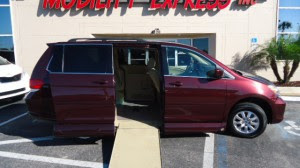 Florida Wheelchair Vans For Sale Blvd Com