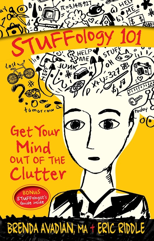 Springtime Resolution – Get Your Mind Out of the CLUTTER