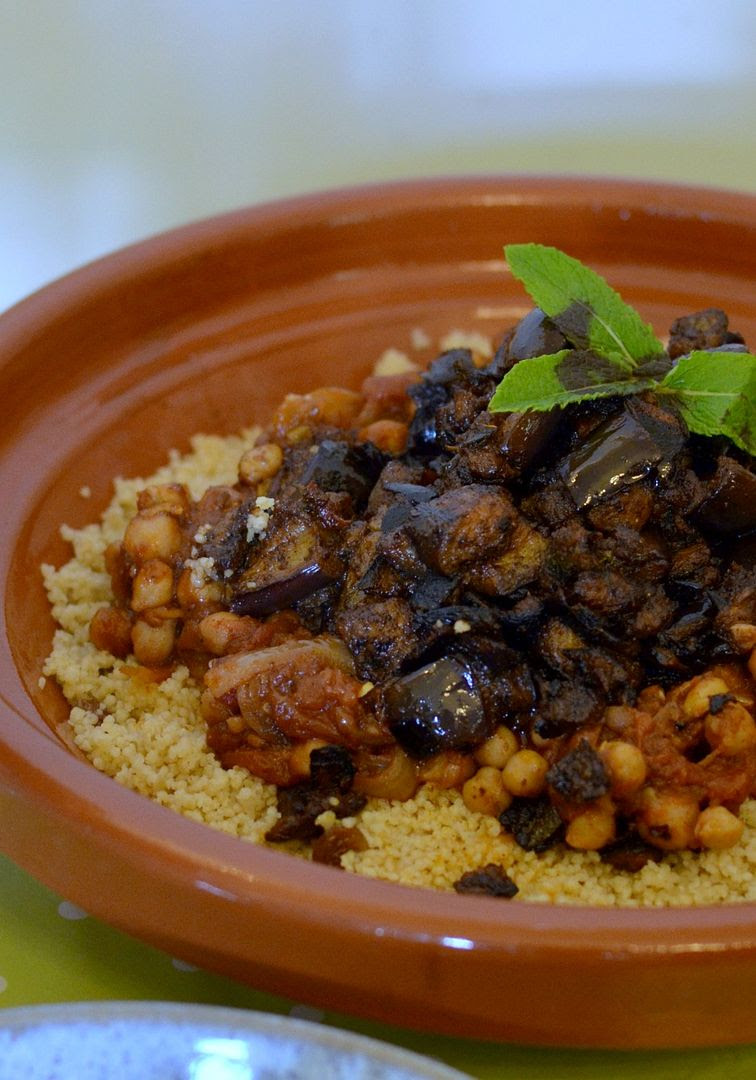 vegan tagine