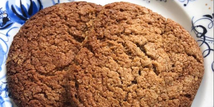 Recipe: Delicious Chai cookies - vegan