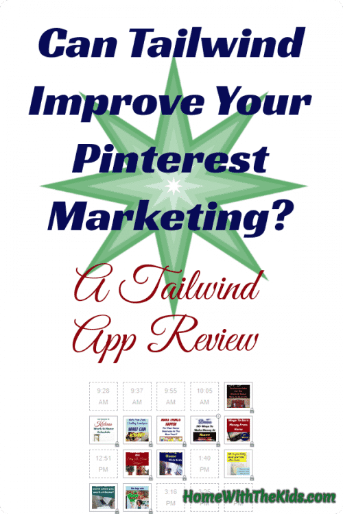 Can Tailwind Improve Your Pinterest Marketing? A Tailwind App Review