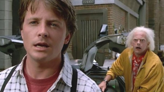 Back to the Future II: What did it get right and wrong? - BBC News