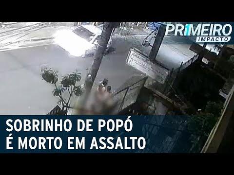 Sobrinho de boxeador Popó é morto ao reagir a assalto (VÍDEO)