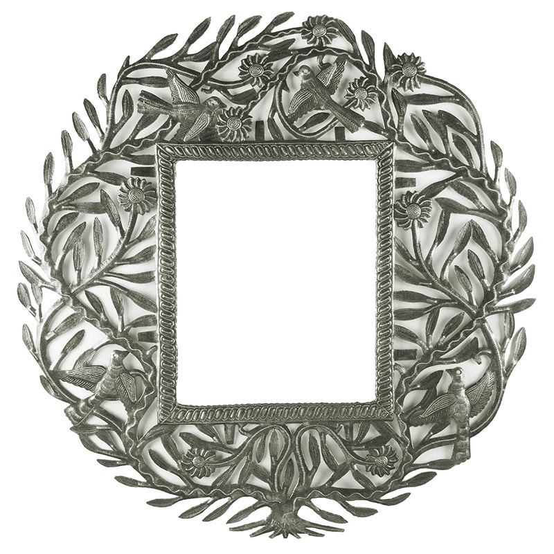 Tree Of Life Frame W Mirror Beyond Borders Fair Trade