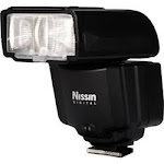 Nissin i400 TTL Flash for Sony Cameras ND400-S