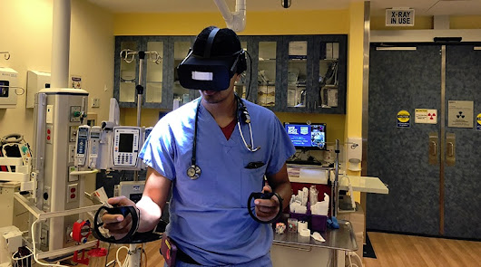Children's Hospital Los Angeles leads vast expansion of medical VR training for doctors