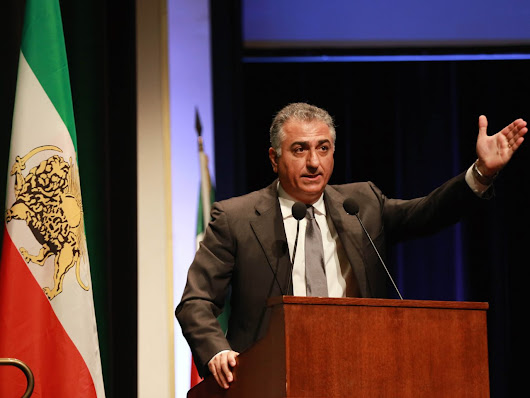 Iran's Crown Prince Pahlavi: Civil Disobedience for a Free Iran