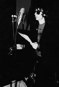 Stiv in the studio